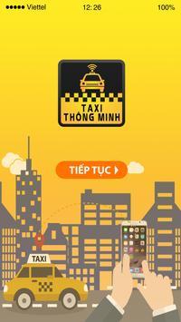 Taxi Thông Minh- Driver poster