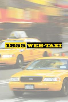 WEB TAXI poster