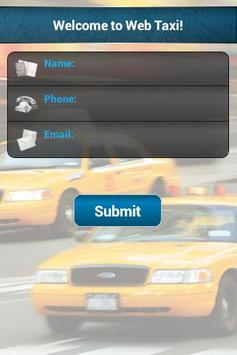 WEB TAXI screenshot 1