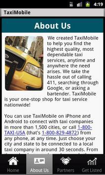 taximobile apk screenshot