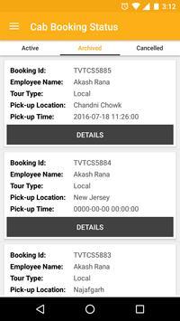 TaxiVaxi Spoc App apk screenshot