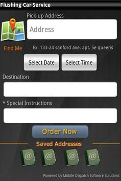 Flushing Car Service screenshot 1