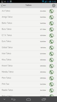 TaxiBook screenshot 1