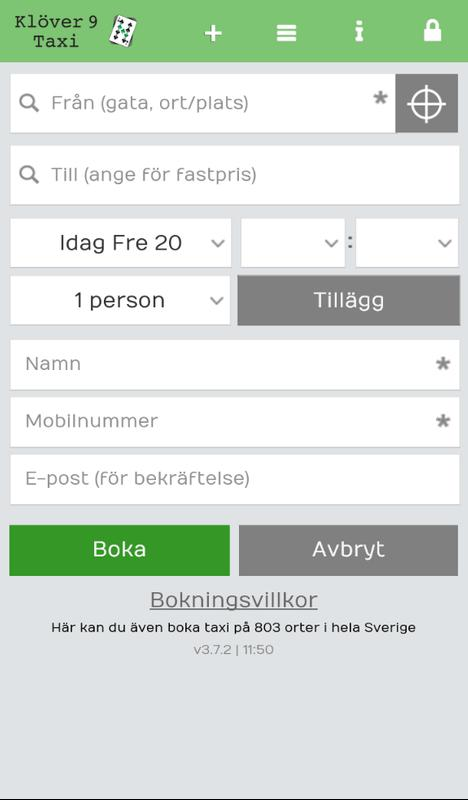 Klver 9 Taxi For Android