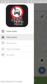 Baja Taxi poster