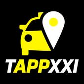 Tappxxi icon