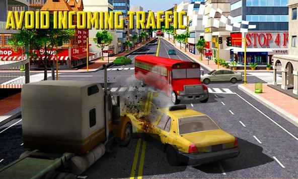 Taxi Driving Frenzy poster