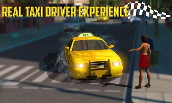 Taxi Driving Frenzy apk screenshot