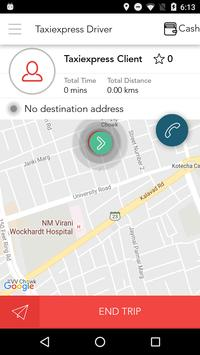Taxiexpress Driver screenshot 4