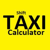 Taxi Shift Calculator icon
