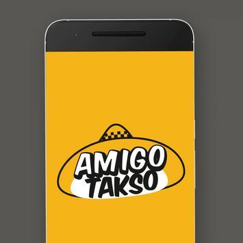 Amigo Taksojuht poster