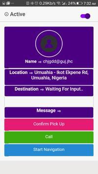 Taxihub Driver apk screenshot