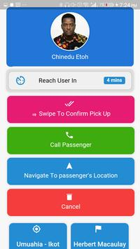 Taxihub Driver screenshot 1