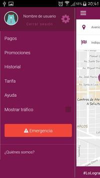 Taxii apk screenshot