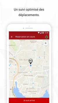 Taxijet - Chauffeur screenshot 1