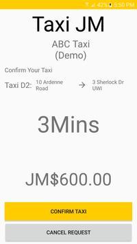 Taxi JM - Kingston Jamaica Taxi Travel screenshot 3