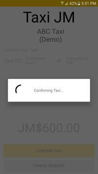 Taxi JM - Kingston Jamaica Taxi Travel screenshot 4