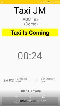 Taxi JM - Kingston Jamaica Taxi Travel screenshot 5