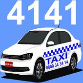 Ubertaxi 4141 icon