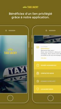 Taxi Jacky poster