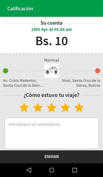 TaxiNet Pasajero apk screenshot