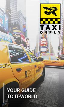 TaxiOnFly poster