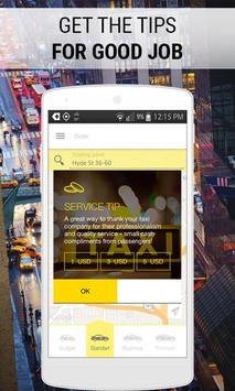 TaxiOnFly screenshot 4