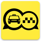 Taxi Online Kurs - Taxi driver license icon