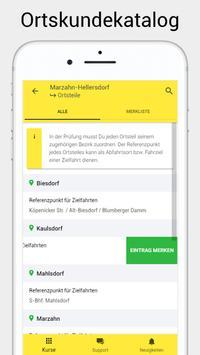Taxi Online Kurs - Taxi driver license screenshot 2