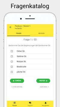 Taxi Online Kurs - Taxi driver license screenshot 3