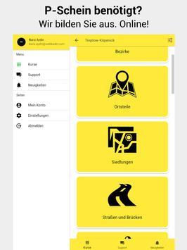 Taxi Online Kurs - Taxi driver license screenshot 6