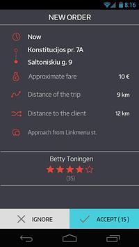 Taxi Pocket Driver screenshot 2