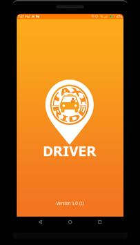 TAXIRIDE DRIVER poster