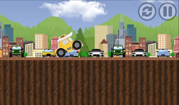 Taxi Robocar Poli Cab Game apk screenshot