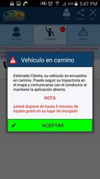 Taxi RucostCar screenshot 3