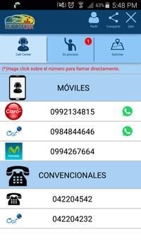 Taxi RucostCar screenshot 6