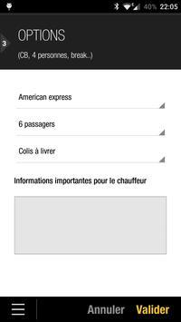 Taxis Abeille apk screenshot