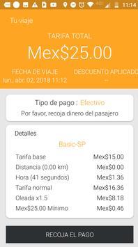 TAXIS ESMERALDA CONDUCTOR screenshot 7