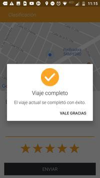 TAXIS ESMERALDA CONDUCTOR apk screenshot