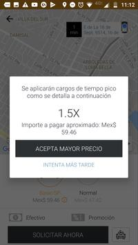 TAXIS ESMERALDA PASAJERO screenshot 4