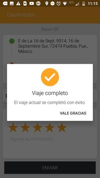 TAXIS ESMERALDA PASAJERO apk screenshot