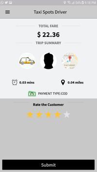 Taxi Spots Driver screenshot 3
