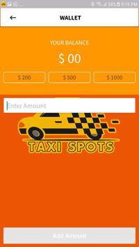 Taxi Spots Driver screenshot 4