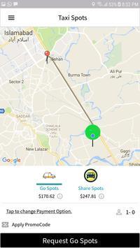 Taxi Spots screenshot 1