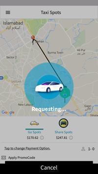 Taxi Spots screenshot 2