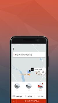 Taxis Prives apk screenshot