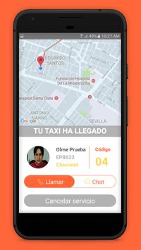 TaxisYa apk screenshot