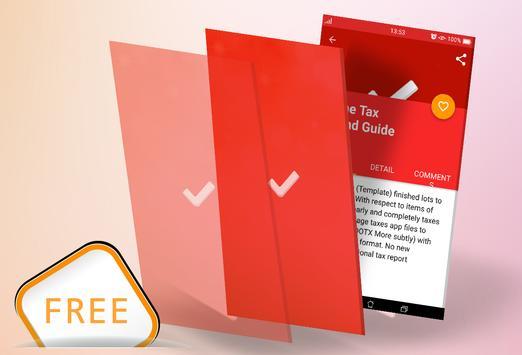 Manual for TurboTax Taxes App apk screenshot