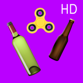 Bottle Spin! HD icon