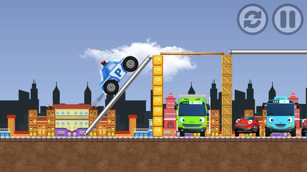 Tayo Car Adventure apk screenshot
